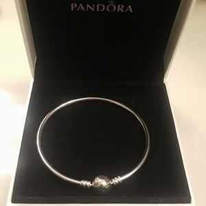Pandora Jewelry - Classic Pandora Bangle Bracelet